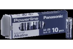 Paristot 10 kpl, Panasonic