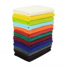 Värilliset pyyhkeet 75*150 cm