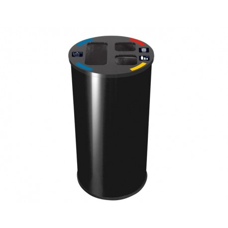 Waste separation bin 60L