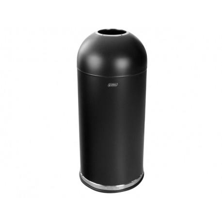 Roskakori 52 L, musta
