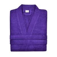 Frotee violetti kylpytakki XL