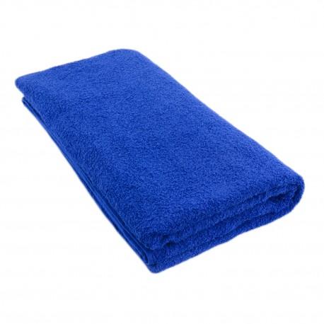 Frotee sininen peite 100*200 cm
