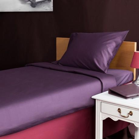 Pussilakana 150x230 cm violetti