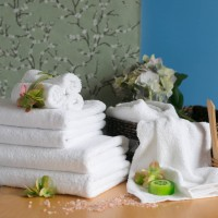 Pyyhe 50*70 cm valkoinen