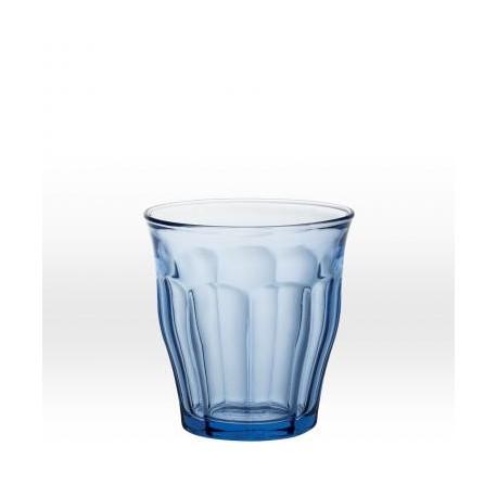 Sininen juomalasi 25 cl, karkaistu lasi