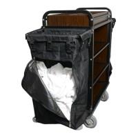 Siivouspalvelun vaunu